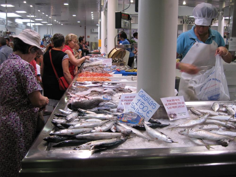 Almeria Fish Market (1/6)