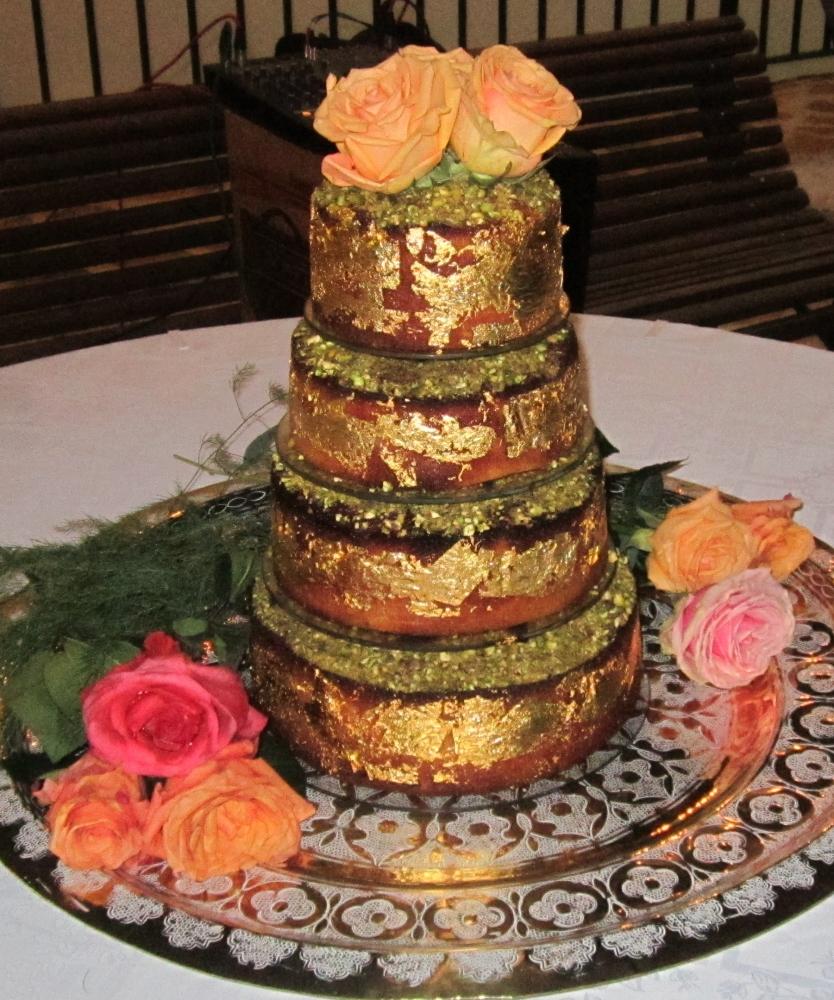 A Wedding Cake (1/2)